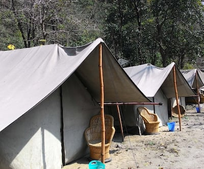 Glacier Tour Camp,Rishikesh